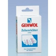 Вкладыш между пальцев 4 шт (Zehenrichter klein) Gehwol