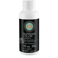 Крем оксигент Suprema / Кремообразный окислитель для окрашивания волос 60 мл FarmaVita