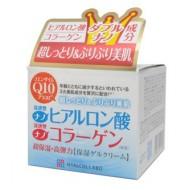Meishoku 227080 Глубокоувлажняющий крем с наноколлагеном и наногиалуроновой кислотой 48 г.