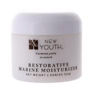 New Youth Restorative Marine Moisturizer Cream / Крем регенерирующий увлажняющий 57 ml