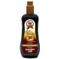 SPF 30+ Spray Gel bronzer 237 мл Australian Gold