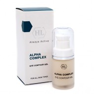 Holy Land Alpha Complex Eye contour gel / Гель для век 15 мл