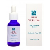 Гиалуроновая кислота 50% / Hyaluronic acid 50% New Youth 30 мл
