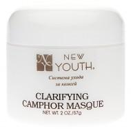 Маска очищающая с камфорой / Clarifying Camphor Masque New Youth 57 мл