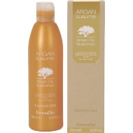 Шампунь с аргановым маслом  Argan Sublime Shampoo 250 мл FarmaVita