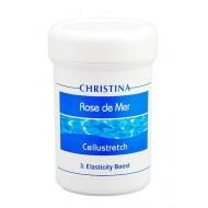 Christina Cellustrech Pro-3 Elasticity Boost / Крем для улучшения эластичности кожи тела ROSE DE MER 250 мл