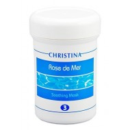 Christina Soothing Mask / Успокаивающая маска (шаг 3) ROSE DE MER 250 мл