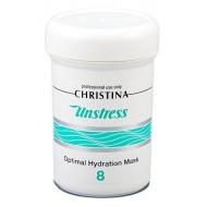 Christina Optimal Hydration Mask / Оптимальная увлажняющая маска UNSTRESS STEP 250 мл