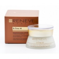 Reneve D-Time 45 Age reversing concentrated filler cream 24h / Крем антивозрастной филлер для лица 24 часа