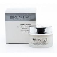 Reneve CLAREA WHITE Lightening night cream anti-dark spot effect / Осветляющий ночной крем против пигментных пятен