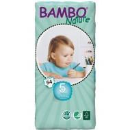 Abena ECO Подгузники 5 Junior 12-22 кг №54 Bambo