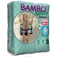 Abena ECO Подгузники-трусики детские 5 Maxi Plus 12-20 кг №20 Bambo