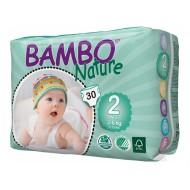 Abena ECO Подгузники детские 2 Mini 3-6 кг №30  Bambo Nature