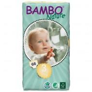 Abena ECO Подгузники детские 3 Midi 5-9 кг № 66  Bambo Nature