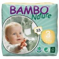 Abena ECO Подгузники детские 3 Midi 5-9 кг №33  Bambo Nature
