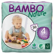 Abena ECO Подгузники детские 4 Maxi 7-18 кг №30 Bambo Nature
