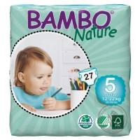 Abena ECO Подгузники детские 5 Junior 12-25 кг №27 Bambo