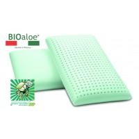 Vefer Bio Aloe Saponetta Grande / Классическая большая ортопедическая подушка с экстрактом алоэ вера, эффектом памяти и антидавления