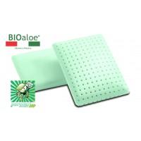 Vefer Bio Aloe Francia / Классическая детская ортопедическая подушка с экстрактом алоэ вера  для детей от двух лет
