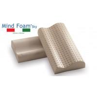 Vefer Mind Foam Sky Cervicale Piccolo 50 / Анатомическая ортопедическая укороченная подушка с эффектом памяти и антидавления