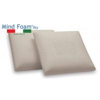 Vefer Mind Foam Sky Quadro / Классическая ортопедическая подушка с эффектом памяти и антидавления
