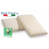 Vefer Mind Foam Sky Baby / Детская ортопедическая подушка с эффектом памяти и антидавления умеренной жесткости для детей от двух