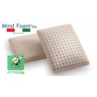 Vefer Mind Foam Sky Francia / Классическая детская мягкая ортопедическая подушка с эффектом памяти и антидавления  для детей от