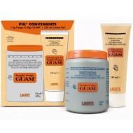 Набор: маска горячая формула 1 кг + гель-лифтинг укрепляющий 250 мл Guam