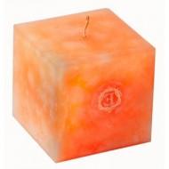 Egomania Свеча 10х10x10 Апельсин