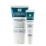 Endocare Lipocutane duo / Восстанавливающий комплекс (крем для лица + бальзам для губ)
