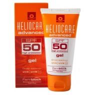 Heliocare Advanced  Gel SPF 50 / Гель  с УФ-защитой (SPF 50) для жирной и нормальной кожи
