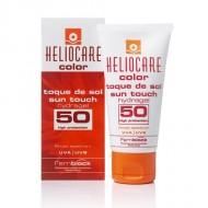 Heliocare Color Hydragel SPF 50 / Гидрогель с УФ-защитой SPF50 увлажняющий (легкий тонирущий  и матирующий эффект)