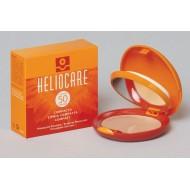 Heliocare Color Compact SPF 50 Light / Крем-пудра компактная с УФ-защитой (SPF 50) для сухой и нормальной кожи (для незагорелой