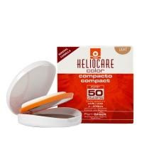 Heliocare Color Compact SPF 50 Light / Крем-пудра компактная с УФ-защитой (SPF 50) для сухой и нормальной кожи (для незагорелой кожи)