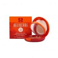 Heliocare Color Compact Oil-Free SPF 50 Brown/ Крем-пудра компактная  с УФ-защитой (SPF 50) для жирной и комбинированной кожи (д