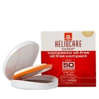 Heliocare Color Compact Oil-Free SPF 50 Fair / Крем-пудра компактная  с УФ-защитой (SPF 50) для жирной и комбинированной кожи (для светлой кожи натуральной)