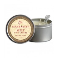 Marrakesh 3 IN 1 Candle MELT ORIGINAL / Свеча 3 в 1 для тела  (аромат Original)