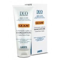 Trattamento Contro Le Smagliature / Крем против растяжек для тела и груди DUO Guam