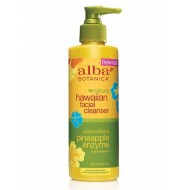Alba Botanica Pineapple Enzyme Facial Cleanser 8oz / Гавайское очищающее средство для лица