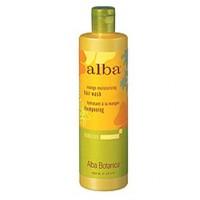 Alba Botanica Hawaiian Shampoo Body Builder Mango 12oz / Гавайский шампунь с манго для увеличения объема волос