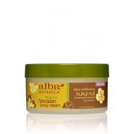 Alba Botanica Kukui Nut Body Cream , 6,5oz / Гавайский крем для тела с орехом кукуйи