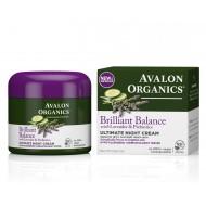 Avalon Organics Ultimate Night Cream / Ночной крем