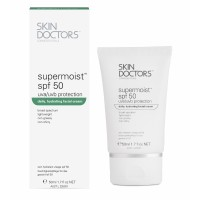 Supermoist™ SPF 50 / Увлажняющий солнцезащитный крем для лица Skin doctors