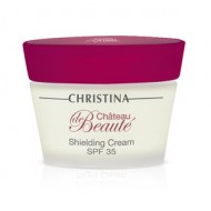 Christina Chateau de Beaute Shielding Сream / Защитный крем SPF 35, 50 мл