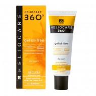 Heliocare 360 Gel oil-free dry touch spf 50 sunscreen / Солнцезащитный гель с spf 50 для нормальной и жирной кожи