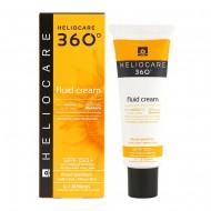 Heliocare 360º Fluid Cream SPF 50+ Sunscreen / Солнцезащитный крем-флюид с SPF 50+ для всех типов кожи