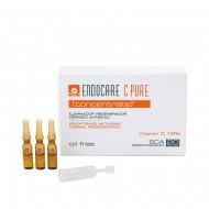 Endocare  C Pure Concentrate-Brightening Antiaging Dermal / Регенерирующий омолаживающий концентрат с витамином C